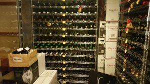 La bodega ofrece una excelente selección de vinos además de su Fino San Gabriel.